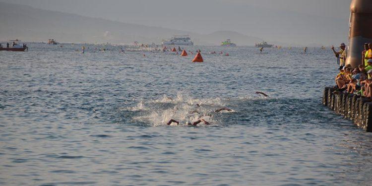 IRONMAN Hawaii: Die Schwimmstrecke 1