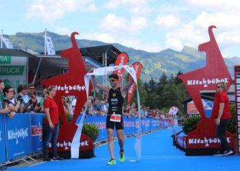 Moser und Knabl neue Triathlon Staatsmeister über die Olympische Distanz 7