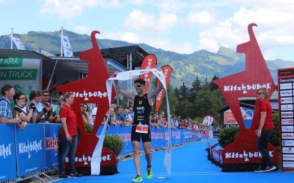 Moser und Knabl neue Triathlon Staatsmeister über die Olympische Distanz 1