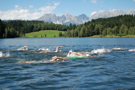 Kitzbühel Triathlon Streckenführung online 1