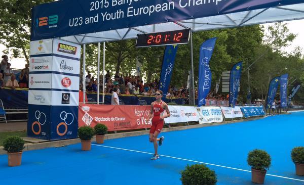 Moser starke 7te bei U23 Europameisterschaft 1