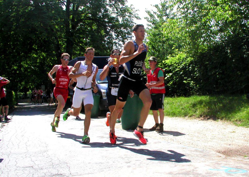 Velden Triathlon wird Olympisch 1