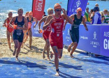 Perterer bei Weltcupbewerb auf Sardinien am Podest 2