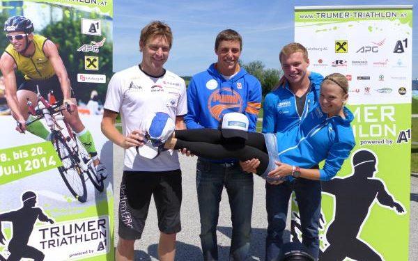 Bereits 1.300 Anmeldungen beim Trumer Triathlon Tage 1