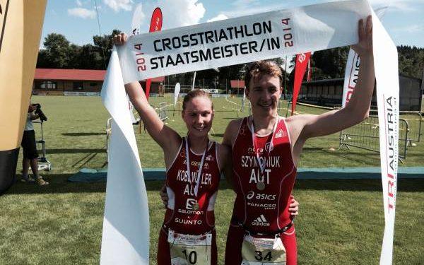 Crosstriathlon Weltmeisterschaften in Zittau 1