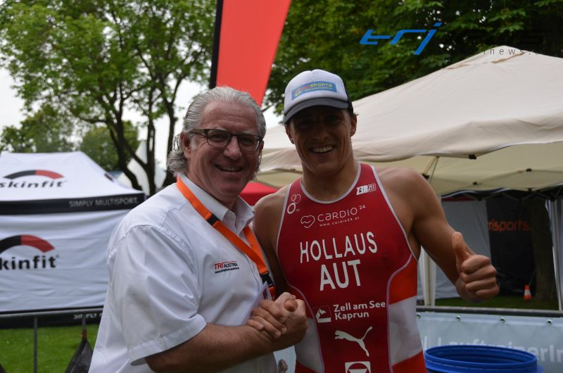 Slavinec und Hollaus neue Sprintdistanz Staatsmeister 2016 1