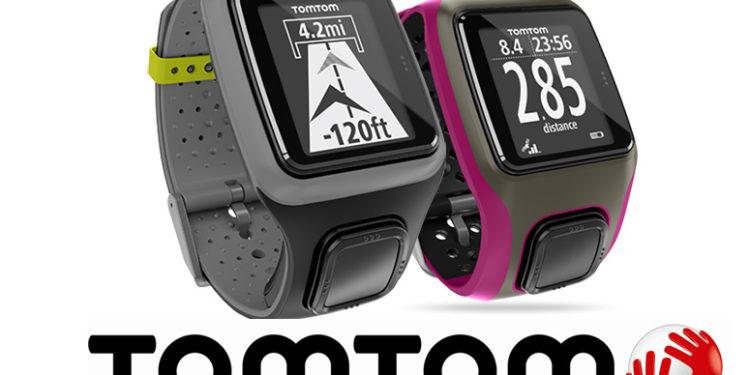 TomTom steigt in das GPS Sportuhren Geschäft ein 1