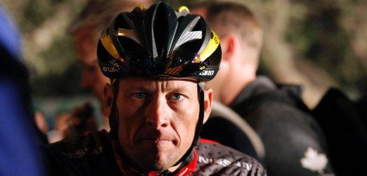 Armstrong von IRONMAN Bewerben ausgeschlossen 1
