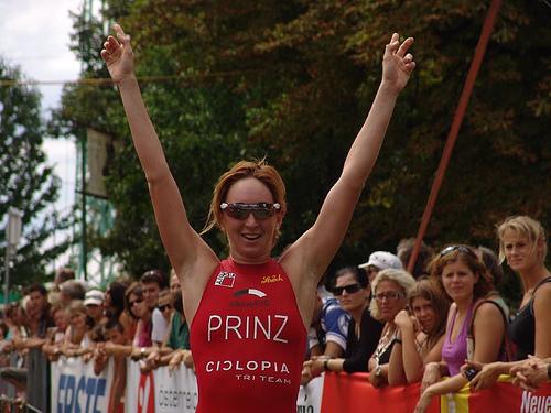 Carina Prinz zurück im Wettkampfgeschehen 1