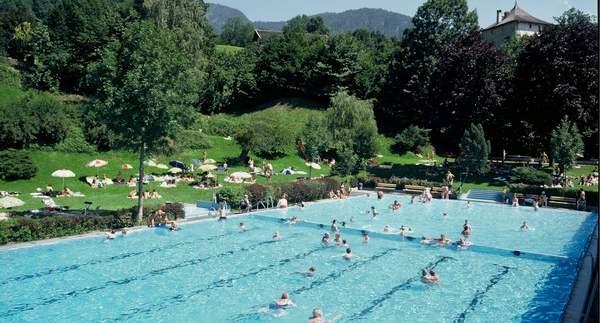 Schwimmverbot im Freibad Brixlegg für Schwimmer 1