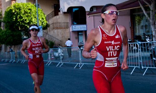 Vilic beste Österreicherin bei Triathlon EM 1