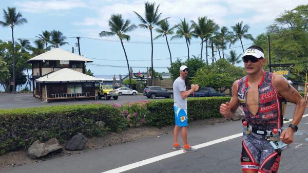 Weiss: IRONMAN Hawaii Auf die harte Tour 1