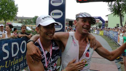 Fuchs und Stadlmann sichern sich Langdistanz Staatsmeister Titel 1