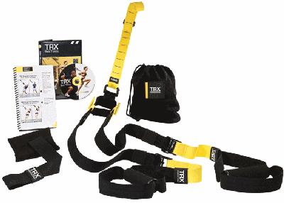TRX Gewinnspiel - Dein Fitnessstudio für zu Hause 1