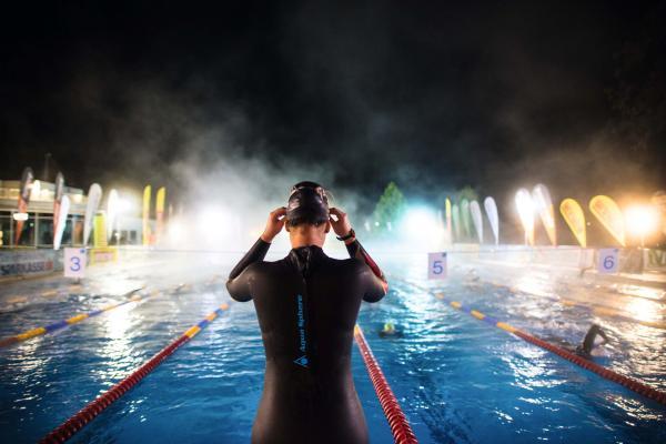 Gewinne einen Startplatz für das 24 Stunden Schwimmen in der Parktherme 1