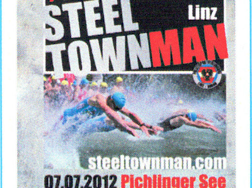 300 Kinder bei gelungener Aquathlon Premiere in Linz 1