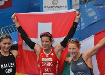 Kitzbühel Königin Nicola Spirig ist neue Triathlon Europameisterin 5