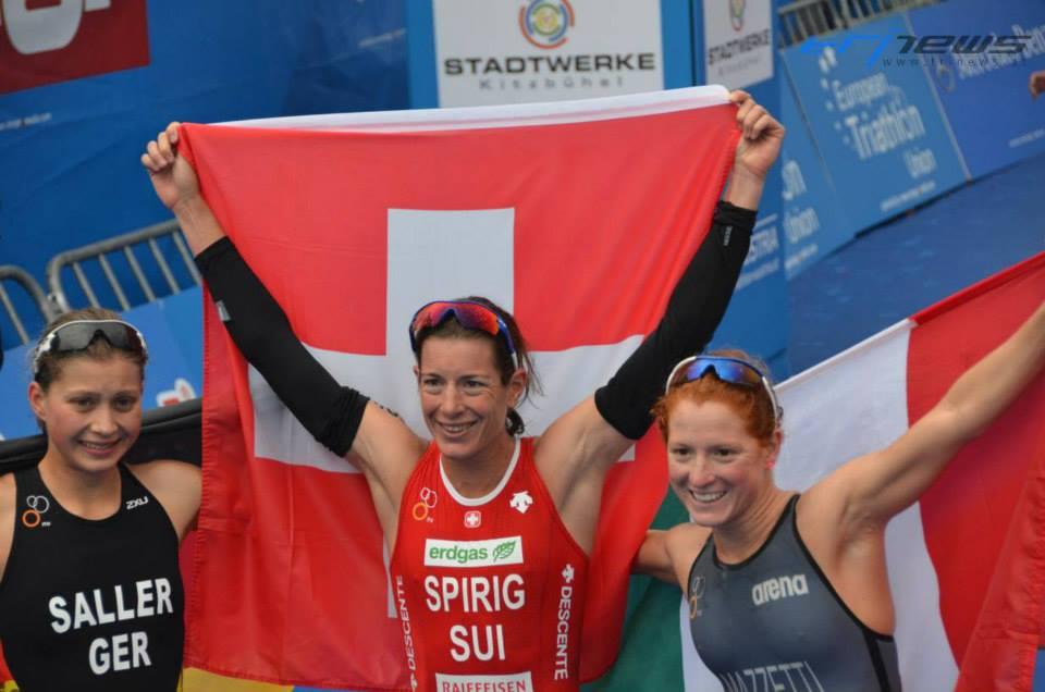 Kitzbühel Königin Nicola Spirig ist neue Triathlon Europameisterin 1