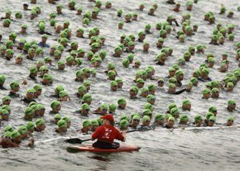Gehnböck beim Indian Ocean Triathlon auf Rang 3 1