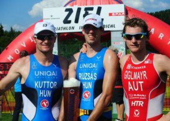 Österreich - Ungarische Festspiele beim Grenzland Triathlon 6