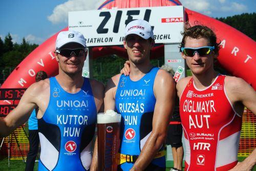 Österreich - Ungarische Festspiele beim Grenzland Triathlon 1