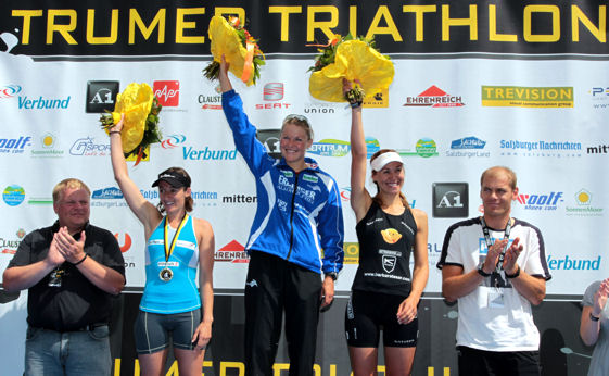 Trumer Triathlon ist voll auf Schiene! 1