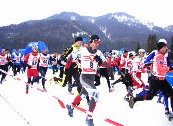 Age Group Weltmeisterschaftsmedaillen im Wintertriathlon 2