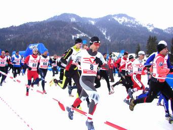 Age Group Weltmeisterschaftsmedaillen im Wintertriathlon 1