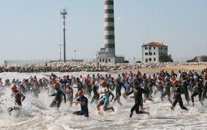 Jesolo Triathlon 2014 mit Olympischer Distanz 1