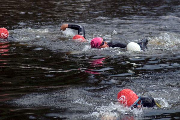 Aus den Anfängen des Triathlon Sports 3