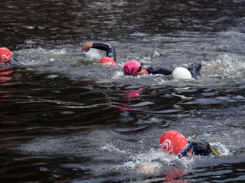 Neue Olympische Distanz am Sulmsee 1
