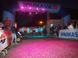 Bisamberger Nightrun als erster Lauf - Gradmesser 1