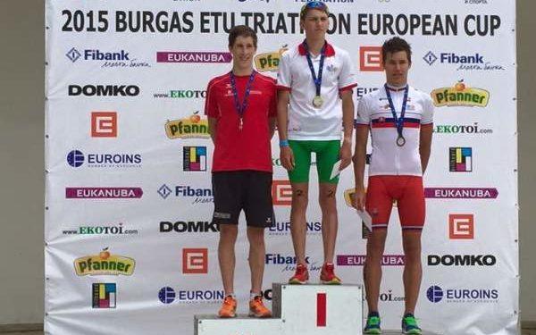 Feuersinger gewinnt Junioren Europacup 1