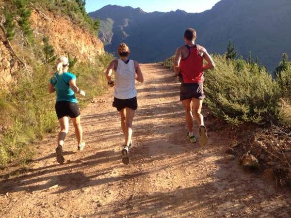 Sara Vilic bereitet sich in Stellenbosch auf die neue Saison vor 1