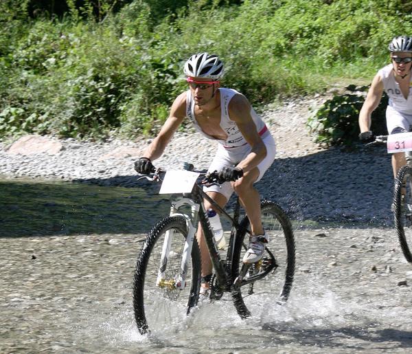 Crosstriathlons eröffnen Wolfgangsee Challenge 2014 1