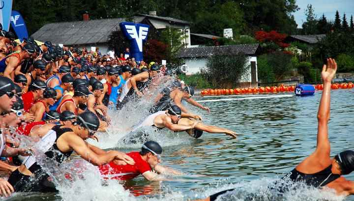 Blindenmarkt, Piberstein, Jannersee und Marchfeld im Fokus der heimischen Triathlonszene 1