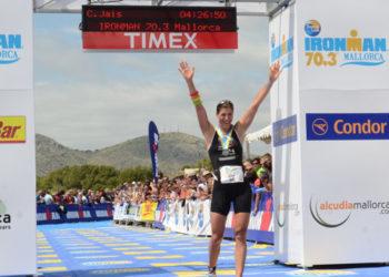 Hütthaler gewinnt den IRONMAN 70.3 Mallorca 4