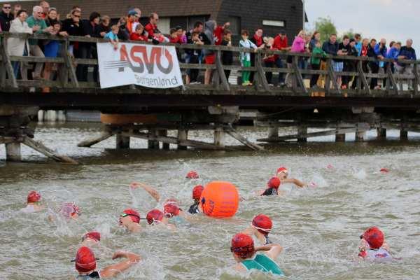Teilnehmerrekord bei Schwimmfestival unter erschwerten Bedingungen 1