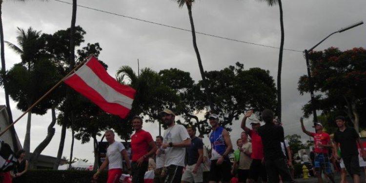 update: Österreicher beim IRONMAN Hawaii 1