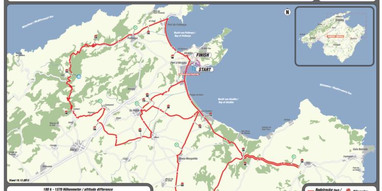 Wettkampfstrecken des IRONMAN Mallorca stehen fest 1