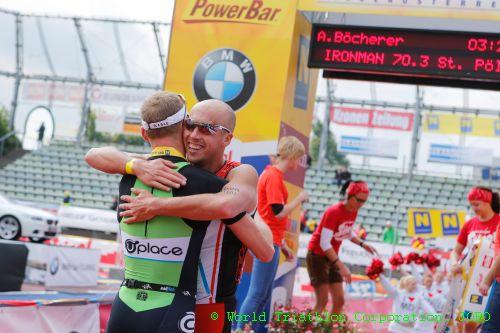 Österreichische Sieger beim IRONMAN 70.3 Austria in St. Pölten? 1