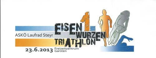 Streckenpräsentation 1. Eisenwurzen Triathlon 1