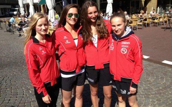 ETU Europacup mit jungem Österreichischem Starterfeld 1