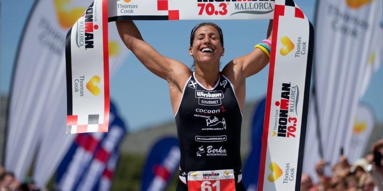 Hütthaler verteidigt Titel beim IRONMAN 70.3 Mallorca 1