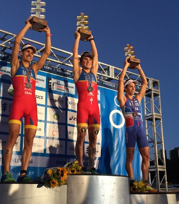 Gomez machts erneut - 5 facher ITU Weltmeister! 1
