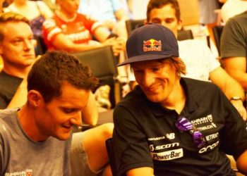 Video: Sebastian Kienle - King of Zell am See 2015? 3