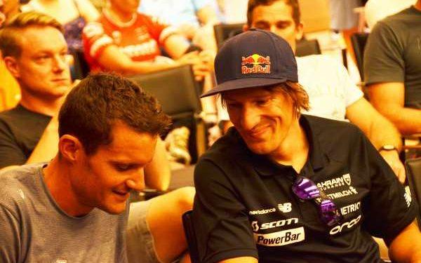 Video: Sebastian Kienle - King of Zell am See 2015? 1