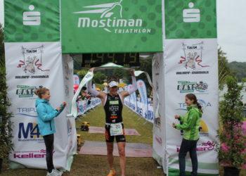 Yvonne van Vlerken auch beim Mostiman am Start 8