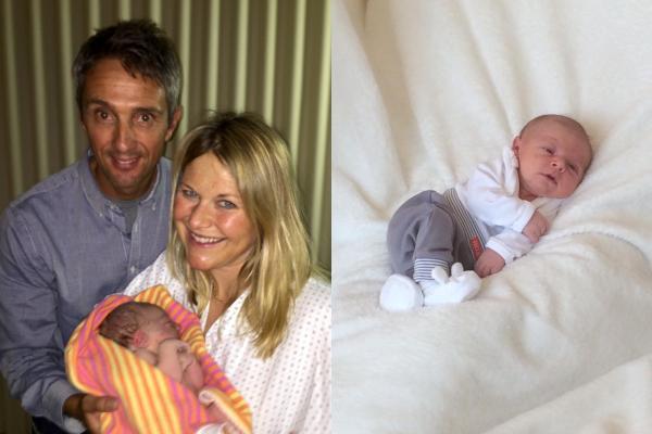 Babyglück für Berger und Dollinger 1