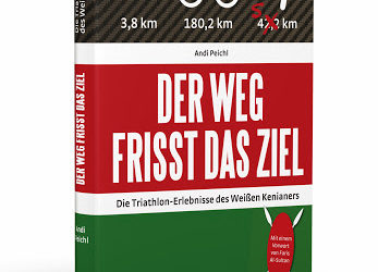 """""""Der Weg frisst das Ziel"""" im Buchhandel erschienen 1"""